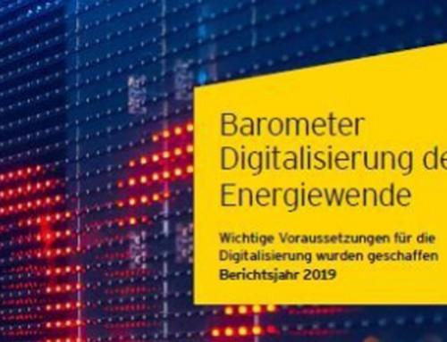Wie läuft es mit der Digitalisierung der Energiewende?